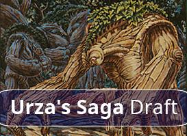 8-4 Urza's Saga Draft #2