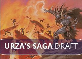 8-4 Urza's Saga Draft