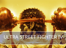 Ultra Street Fighter 4 Session - 12th Jan 2015