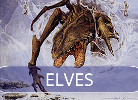 Elves vs Mono Red Sneak Attack #1