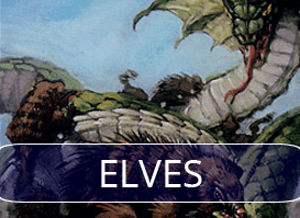 Elves vs RUG Delver #2 (R1 of Daily Event)