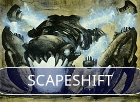 Scapeshift vs Affinity #1