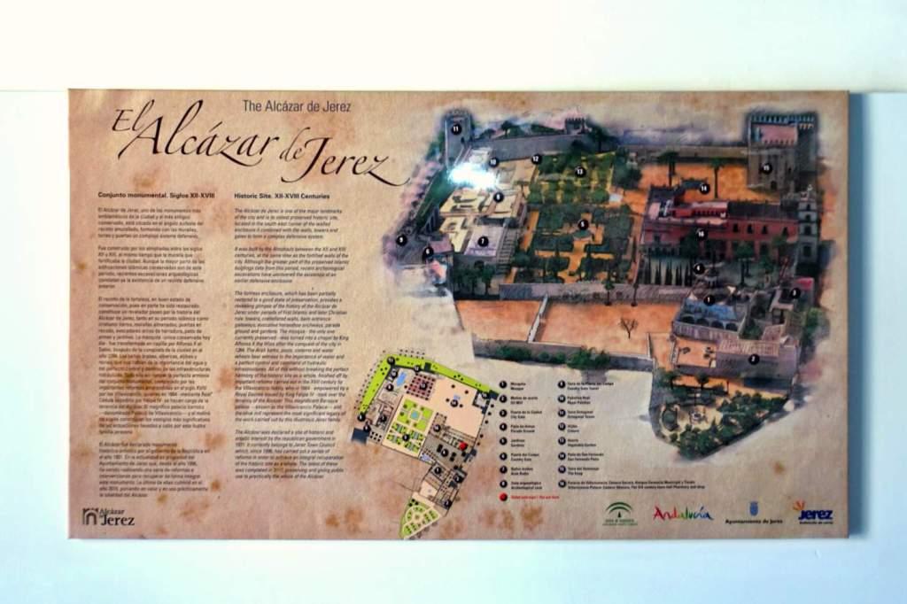 Alzcazar Info Board