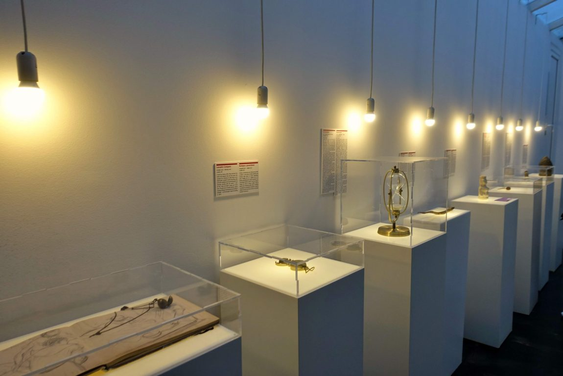 Exhibits at MBR