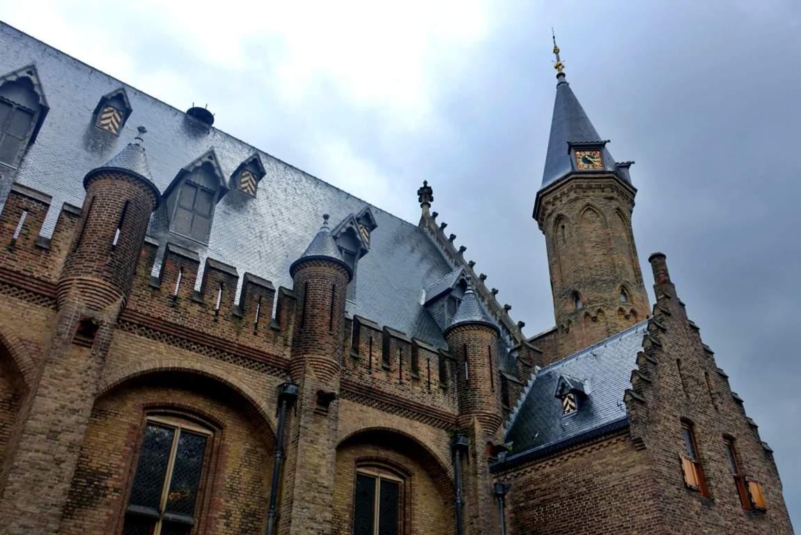 Stormy Binnenhof
