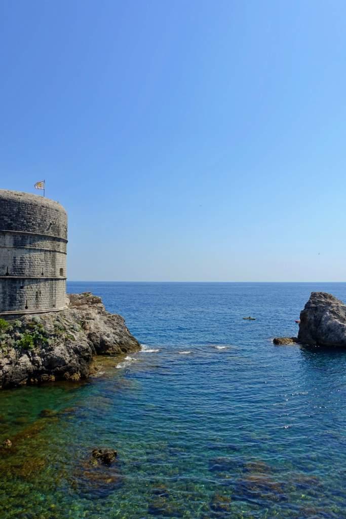 Tvrđava Bokar, Dubrovnik