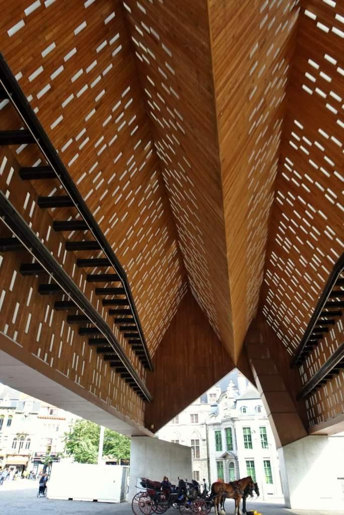 Underneath the Stadshal