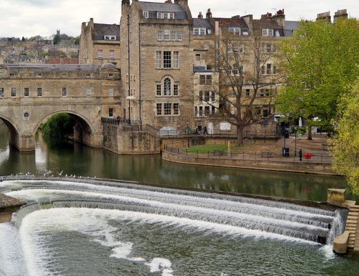 Pulteney Bridge and River Avon