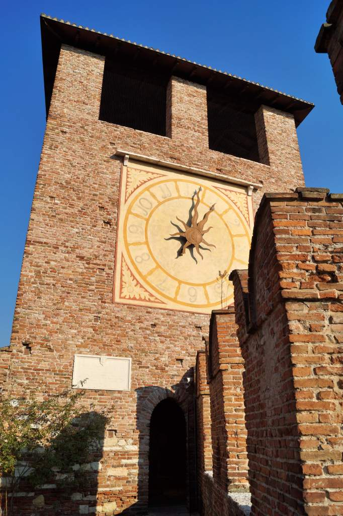 Clocktower, Castelvecchio