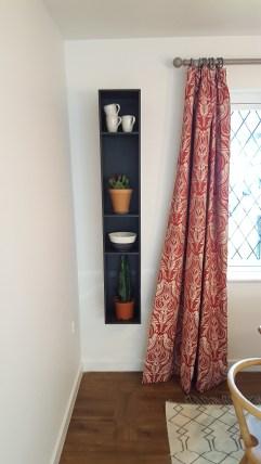 21st Century Cottage - Kitchen display