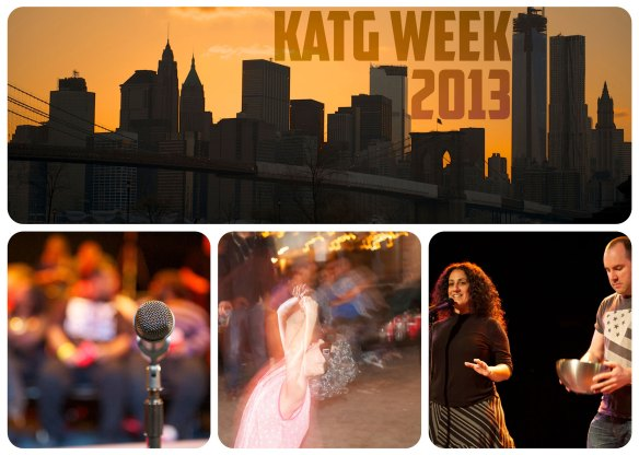 Keith and the Girl Week 2013 in New York City