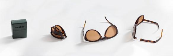 Birchbox Folding Sunglasses