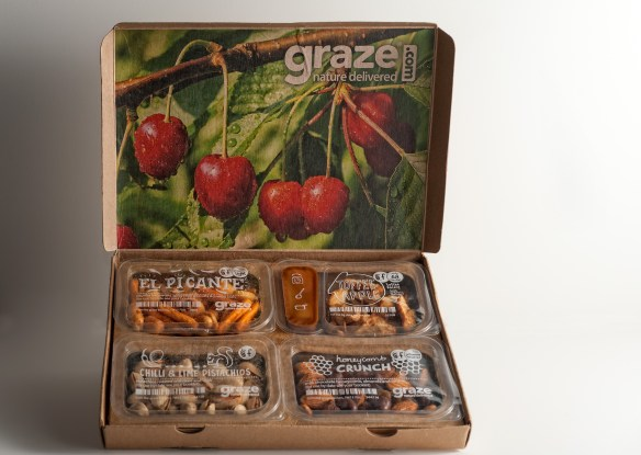 Graze Box of Healthy Snacks