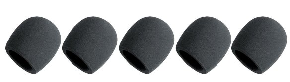 Foam Microphone Windscreens