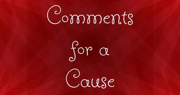_commentsforacause