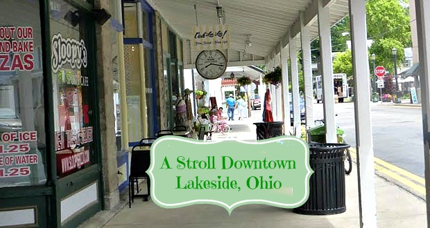 A stroll downtown lakeside ohio its just life publicscrutiny Image collections