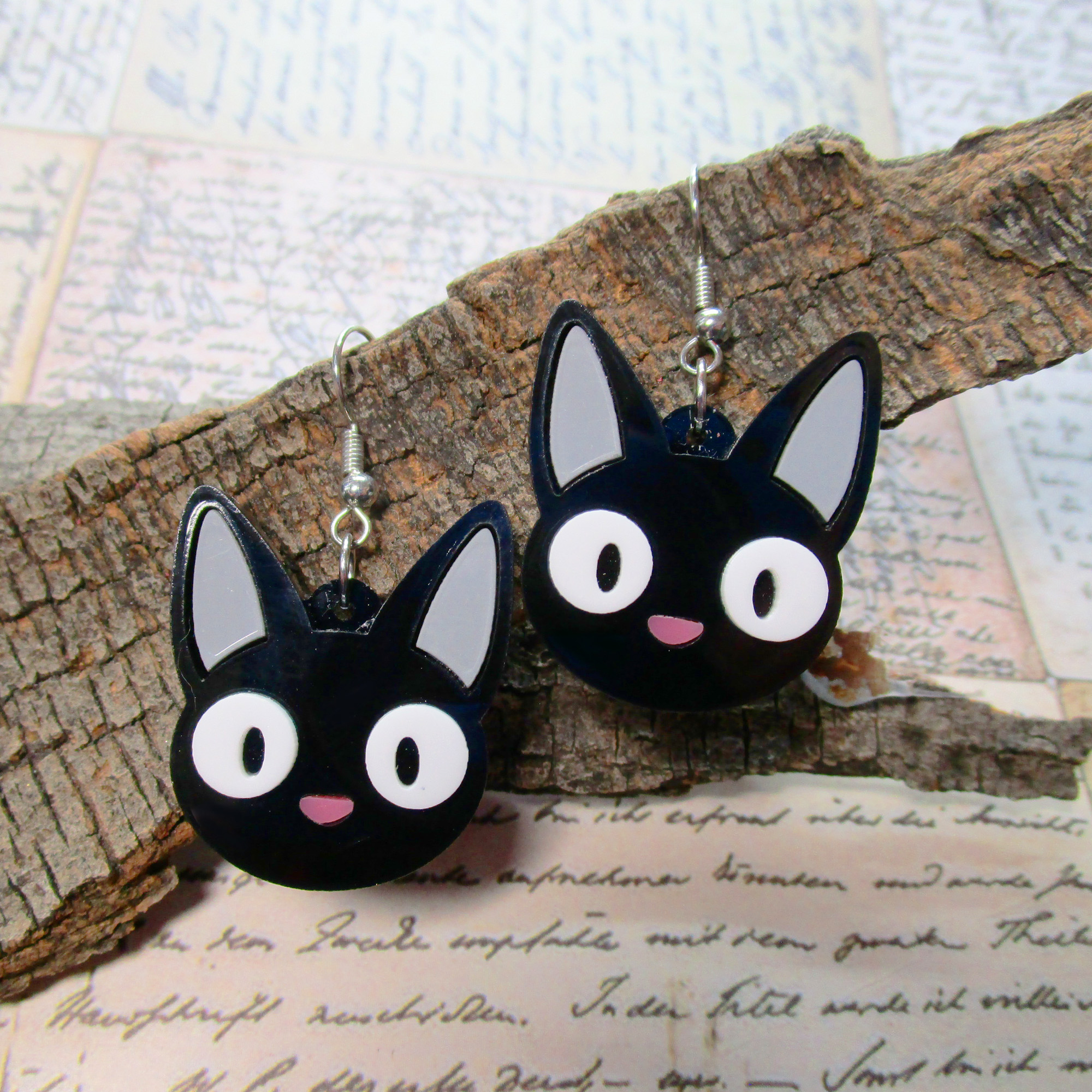 Kiki S Delivery Service Cat Jiji Earrings It S Just So You