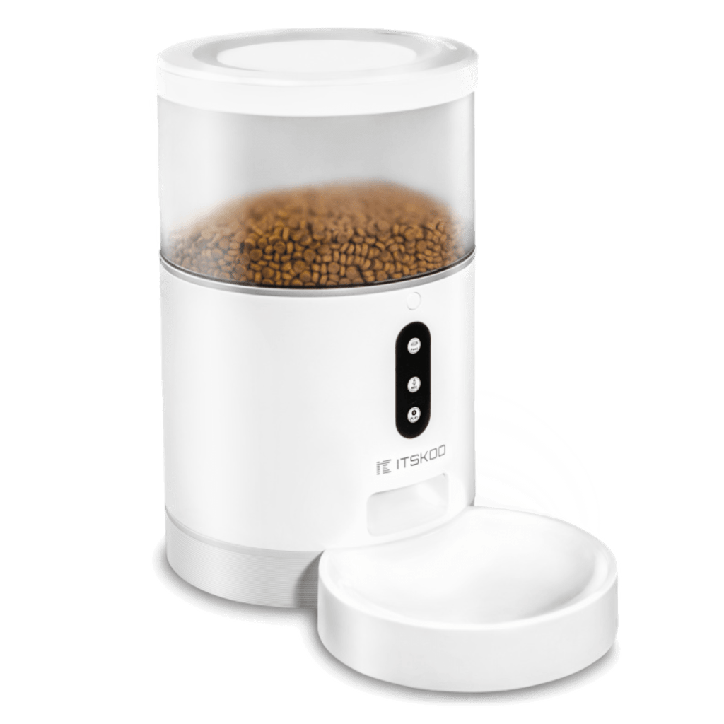 Automatic Slow Pet Feeder