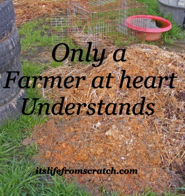 Only a Farmer at Heart Understands