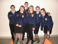 FFA gave me some of my best friends in high school. Check out the GCFFA crew!