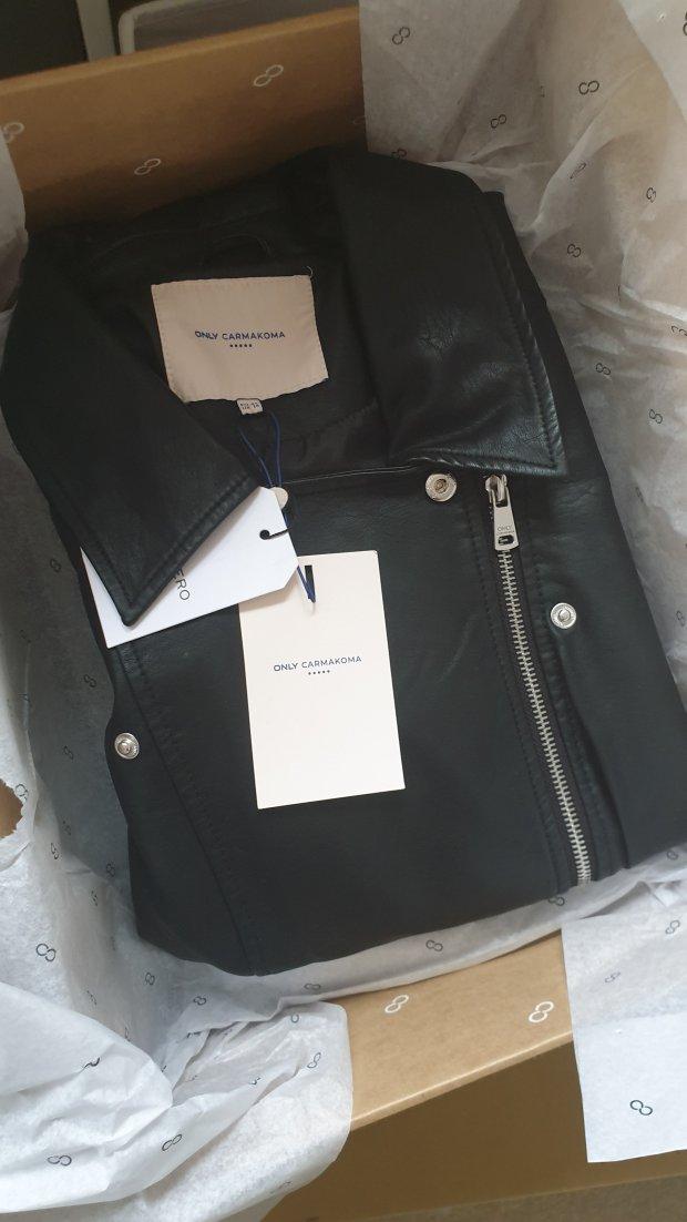 Lookiero leather jacket