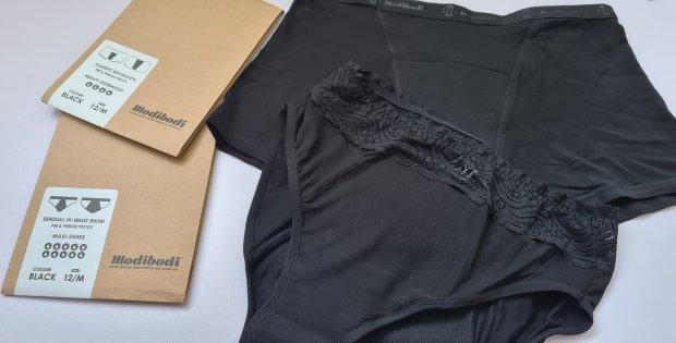 modibodi period and bladder leak protection underwear