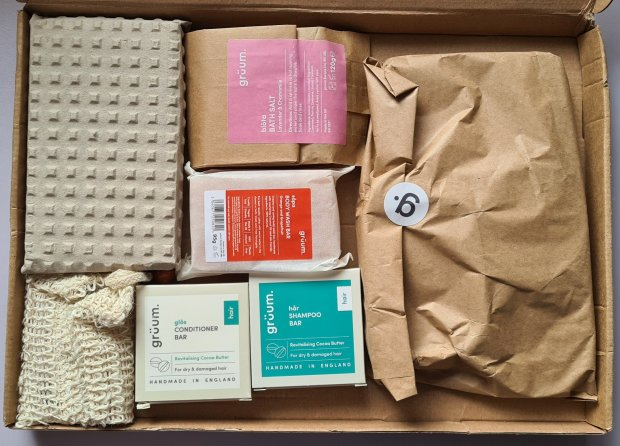 grüum - Waste Free Beauty Products delivery