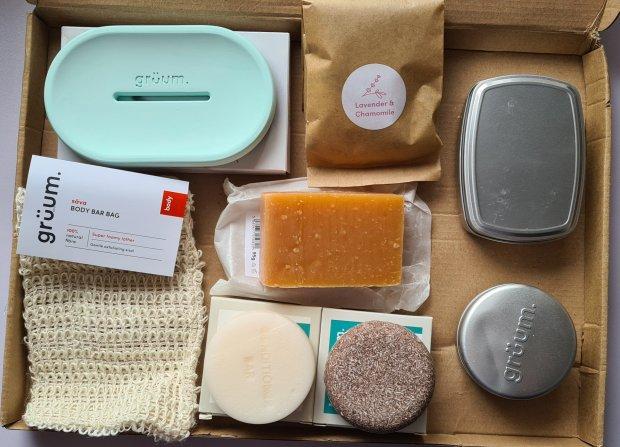 grüum - Waste Free Beauty Products