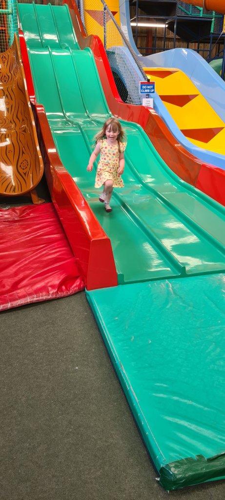 Animal Farm Indoor Play area