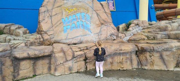 Sandcastles waterpark Blackpool