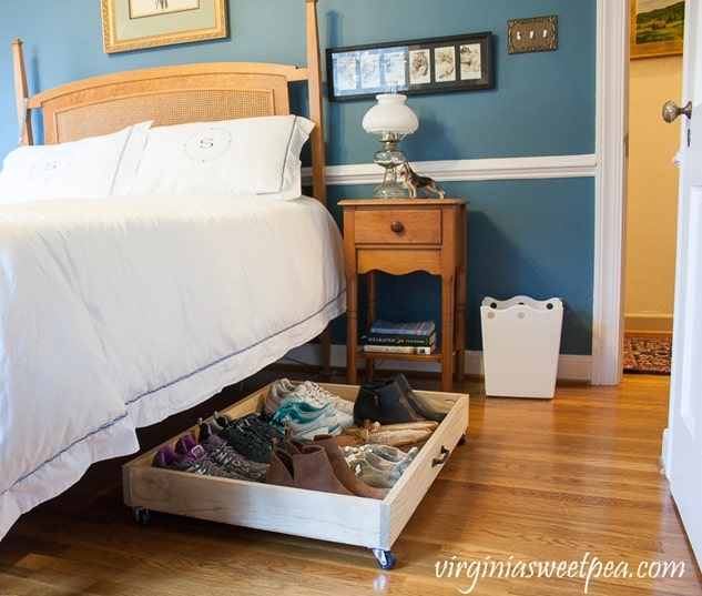 15 clever under the bed storage ideas