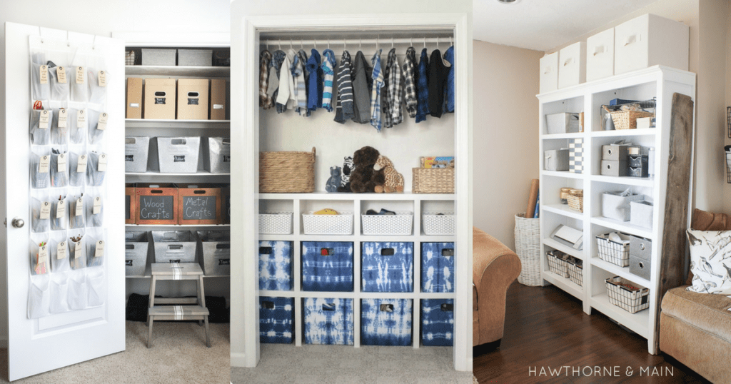 15 DIY Small Space Storage Ideas To Finally Get You Organized on Small Apartment Organization  id=58552