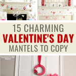 15 Charming Valentine S Day Mantel Decor Ideas To Fall In Love With