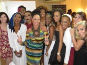 Melissa Megan and the Honey Jam Barbados Artists Pre-Show with American recording artist Elle Varner