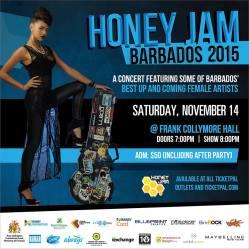 Honey Jam Barbados