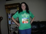 Shamrock 1/2 Marathon 3/14/2010