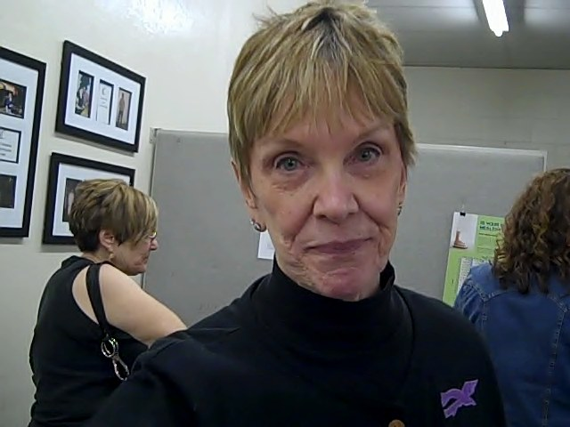 Folsom Weight Watchers leader.. the many faces of Betty.