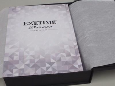 カタログギフトEXETIME(エグゼタイム)価格 114,480円のPlatinum(プラチナム)とある孝行息子(娘)のお話し
