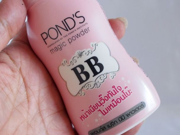 BB magic powder