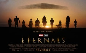"""Movie poster of the film """"Eternals"""""""