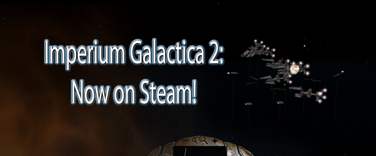 Imperium Galactica 2: Alliances - On Steam and GOG!