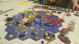 Twilight Imperium Game
