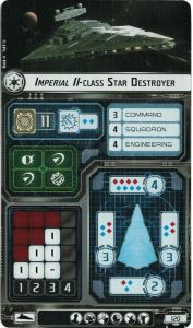 Imperial Star Destroyer MK2