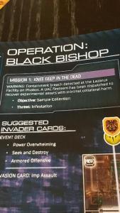 Doom: The Board Game Operation Black Bishop