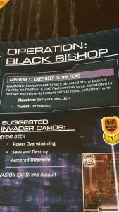 Doom: The Board Game Operation Black Bishop
