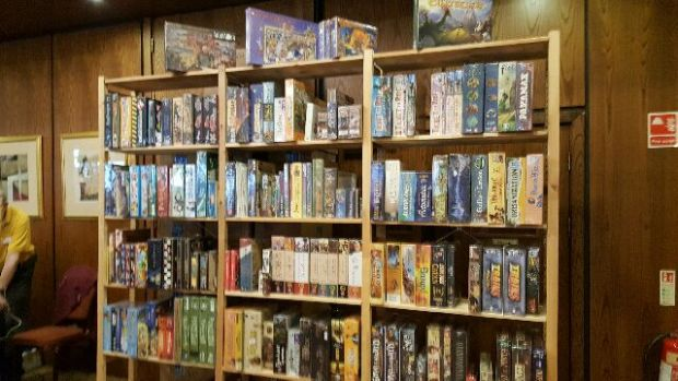 Lots of Boardgames