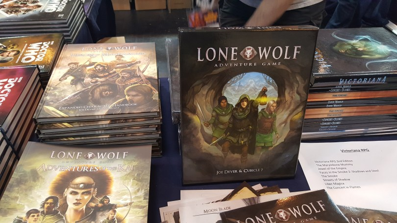 The Lone Wolf Roleplay Game
