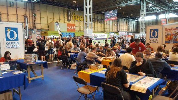UK Game Expo Trade Fair 2017