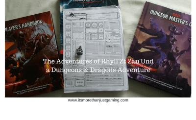The Adventures of Rhyll'Zt Zau'Und