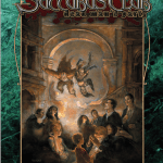 The Cover for the Succubus Club Vampire the Masquerade Suppliment